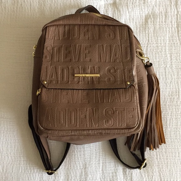 ffec766ce80 Steve Madden backpack NWT